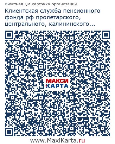 Визитная карточка на конкурс пенсионный фонд